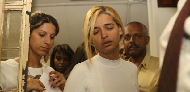 A prisão preventiva de Fernanda (foto) e dos outros réus foi decretada pela juíza Marixa Fabiane