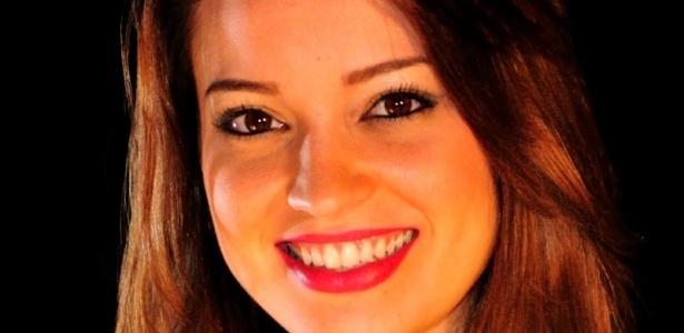Caroline Ferreira, de 22 anos e 1,75 m, veio mostrar para todo mundo o que é que a baiana tem