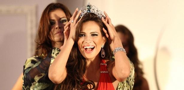 Kamilla Salgado, do Pará, vence o Miss Mundo Brasil 2010 e disputará o Miss Mundo; veja fotos