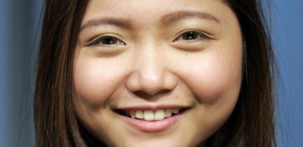 A adolescente Charice Pempengco, que fez procedimentos estéticos para participar da segunda temporada da série Glee
