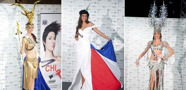 Organização do Miss Universo/EFE
