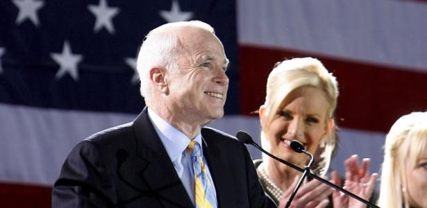 John McCain morreu aos 81 anos em decorrência de um câncer no cérebro  - Efe