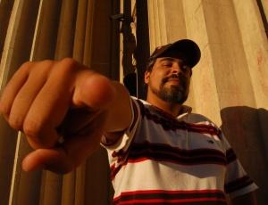 MC Leonardo, da Associação dos Profissionais e Amigos do Funk (Apafunk)