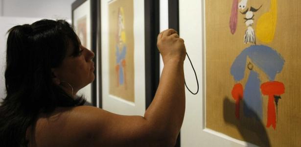 """Obras de Pablo Picasso são mostradas na exposição """"Retratos Imaginários"""", realizadas na Costa Rica. Evento vai até 25 de outubro"""