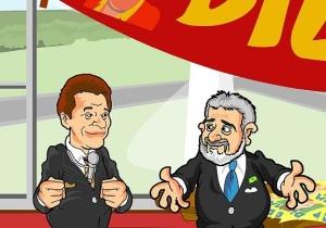 A épica de Silvio Santos a Lula