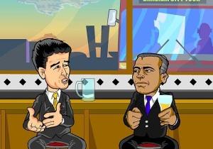 Eleitos, Bebeto e Romário discutem o que farão