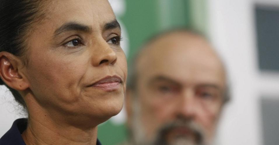 Marina Silva reúne cúpula do PV em São Paulo