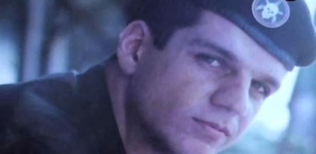 O ex-comandante do Bope Rodrigo Pimentel inspirou o capitão Nascimento, vivido por Wagner Moura - Arquivo pessoal