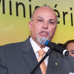 O conselheiro e ex-ministro Mário Negromonte  - Marcelo Camargo/Folhapress