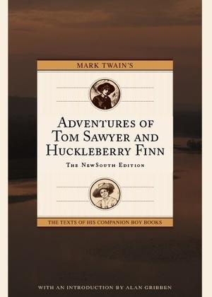 Nova edição de duas obras clássicas de Mark Twain lançada pela NewSouth Books elimina termos racistas - NewSouth/Reprodução
