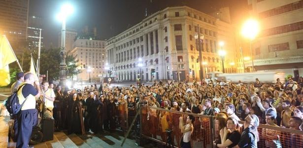 De acordo com os organizadores, mais de 20 mil pessoas já participaram das mais de 400 edições dos passeios culturais e históricos realizados no Centro de São Paulo