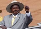 """Presidente de Uganda critica """"arrogância"""" ocidental diante da África - AFP"""