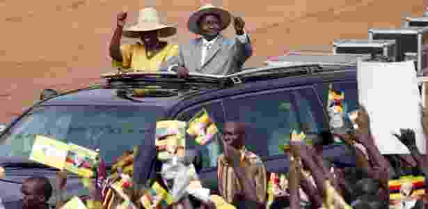Uganda - AFP - AFP