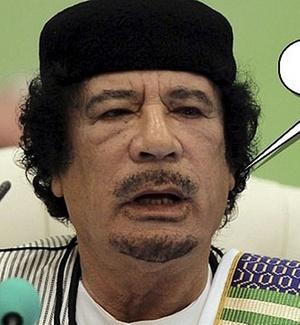 Veja frases de Gaddafi desde o início dos protestos na Líbia