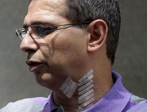 Ex-árbitro e comentarista esportivo Oscar Roberto de Godói recebe alta de hospital em São Paulo