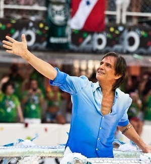Beija-Flor narra a trajetória de Roberto Carlos