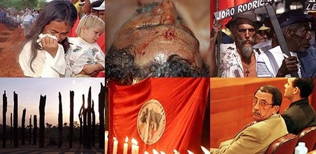 O massacre de Eldorado dos Carajás relembrado em 50 fotos; clique e veja