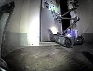 Robôs medem níveis de radiação na usina nuclear de Fukushima, no Japão