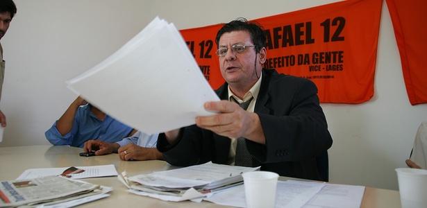 Fernando Chiarelli nas eleições de 2008