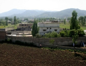 Casa onde Osama foi morto, no Paquistão