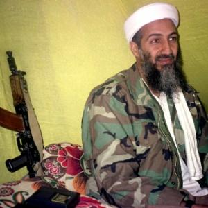 O terrorista Osama Bin Laden