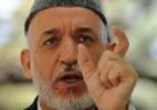 """Entrevista: """"Falhamos totalmente e de modo terrível"""", diz ex-presidente do Afeganistão - Shah Marai/AFP"""
