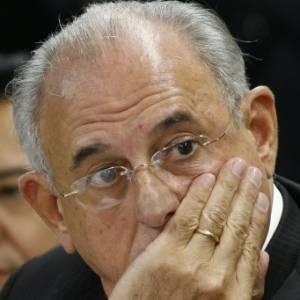 O agora ex-ministro da Defesa, Nelson Jobim (PMDB), criticou o governo Dilma nas últimas semanas - 04.ago.2011 - Jamil Bittar/Reuters