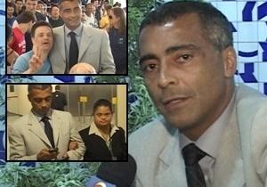 Deputados enganam eleitor e engavetam pedidos, diz Romário