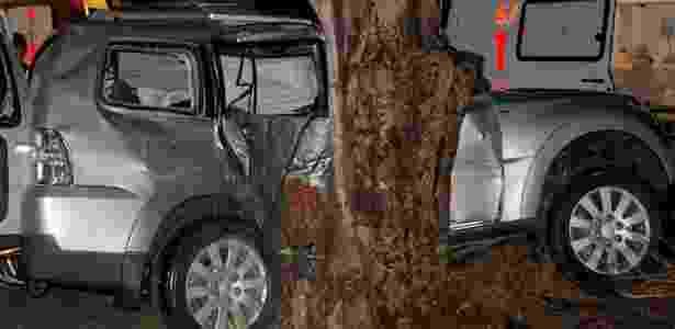 Caminhonete bate contra árvore da rodovia AL-220 e mata quatro pessoas de uma mesma família - AlagoasWeb