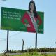 Beleza à mostra: Miss Mundo Brasil enfeita outdoor no Rio Grande do Sul - Reprodução