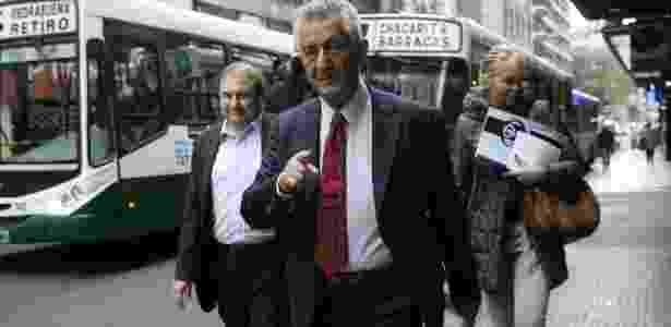 O candidato à Presidência da Argentina Alberto Rodríguez Saá - Martin Acosta/Reuters