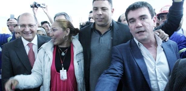 Com o valor da cessão do direito de batizar arena, clube quer quitar empréstimos - Rodrigo Paiva/UOL
