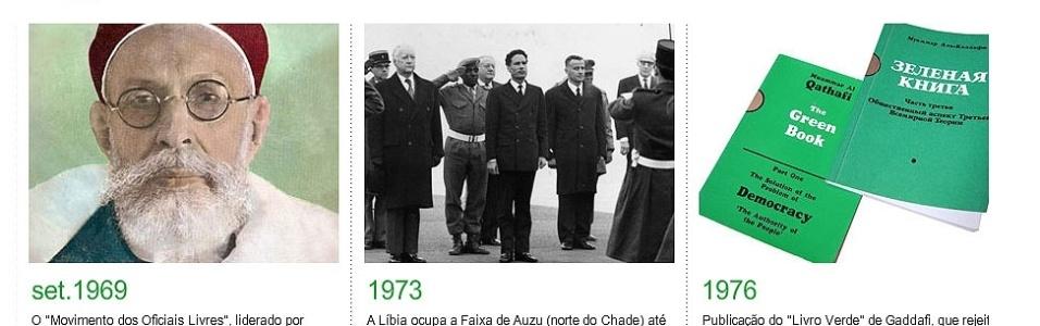 Conheça a trajetória política do ditador líbio Muammar Gaddafi