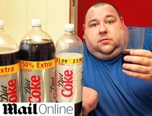 Essa aí compra, cheira e bebe coca...diet