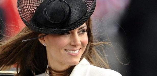 """Kate Middleton foi eleita a """"pessoa do chapéu"""" de 2011 - Dylan Martinez/Reuters"""