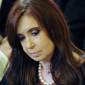 Eleita pela primeira vez em 2007, Cristina Kirchner foi reeleita em outubro passado; ela deverá ficar afastada da presidência durante 20 dias - Pablo Porciuncula / AFP