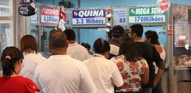 Loterias no Brasil são administradas pela Caixa Econômica Federal