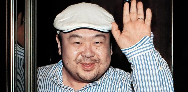 Kim Jong-nam, filho do primeiro casamento de Kim Jong-il