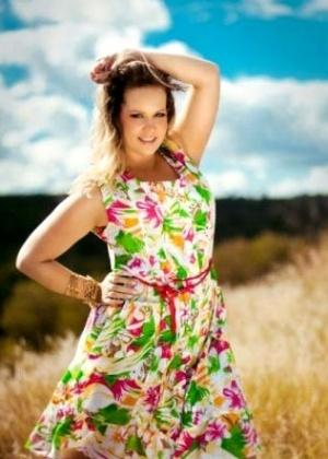 Alessandra Linder - São Paulo/SP - candidata Miss Brasil Plus Size 2012