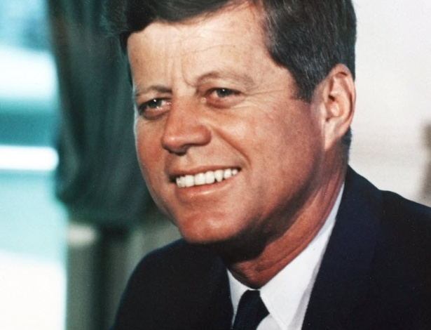 JFK Presidential Library/The White House/Robert Knudsen/Handout/Reuters