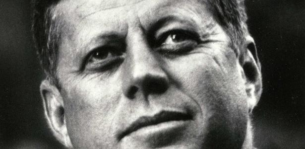 John F. Kennedy Library/AFP