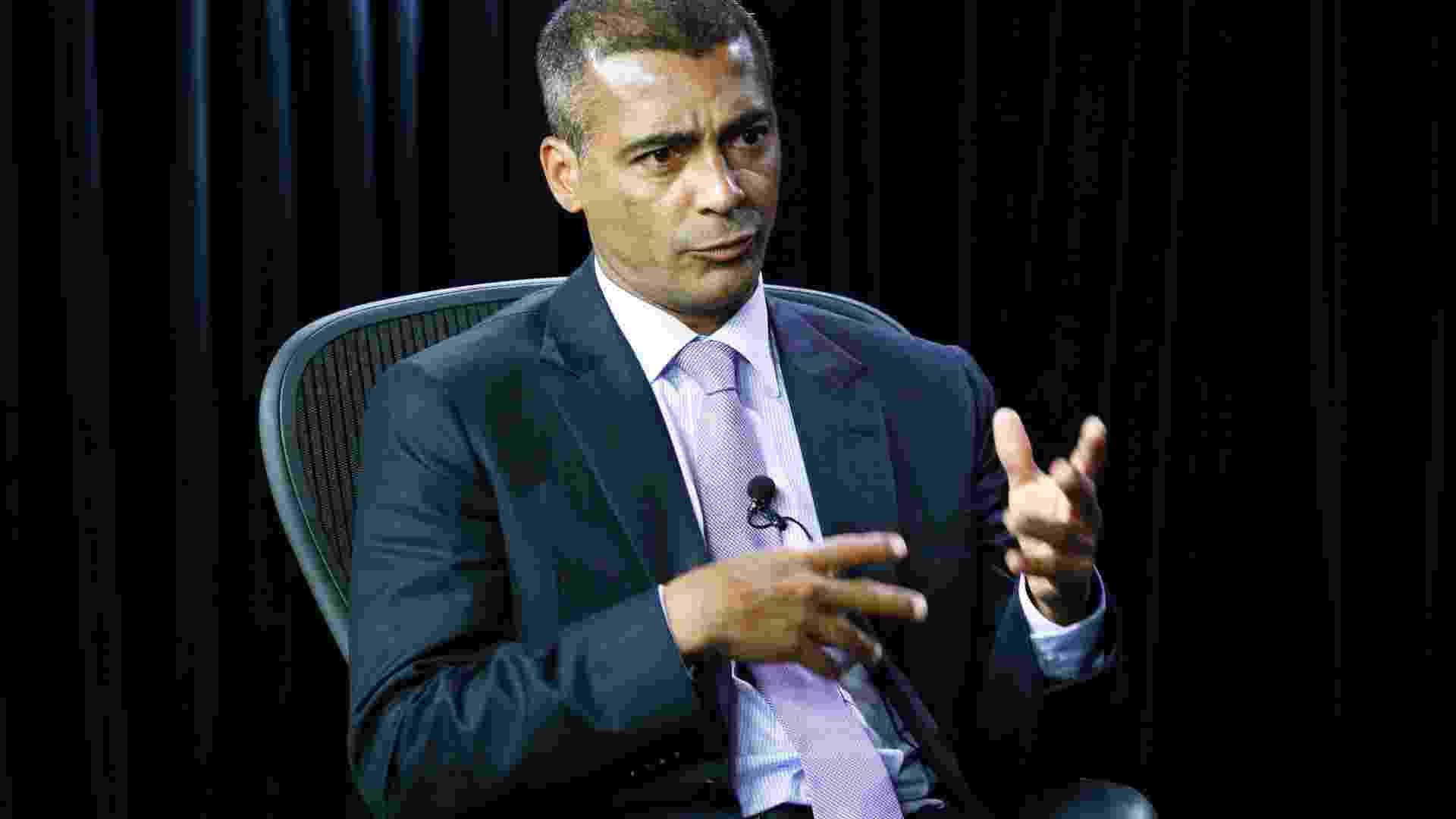 Romário no Poder e Política - undefined