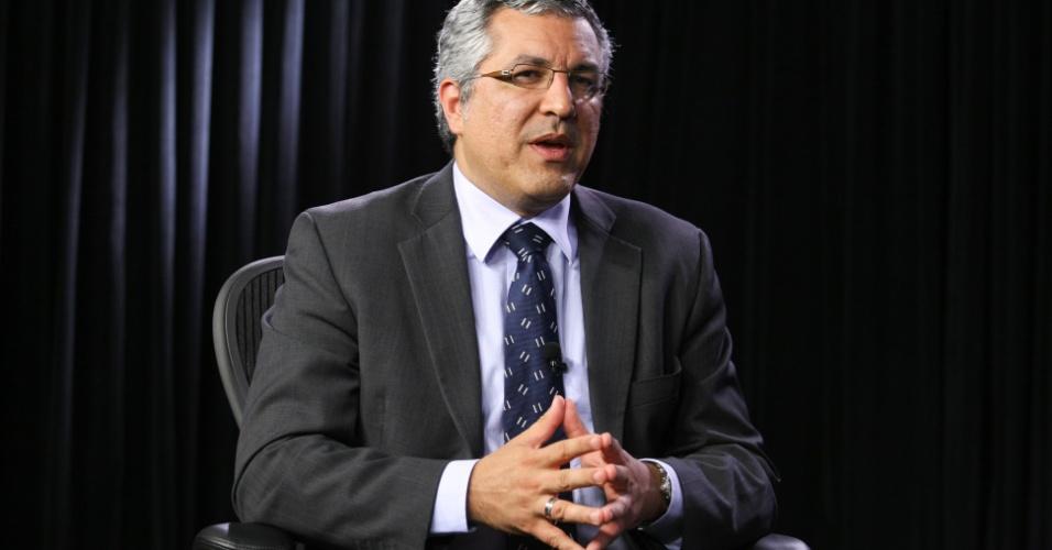 Alexandre Padilha no Poder e Política