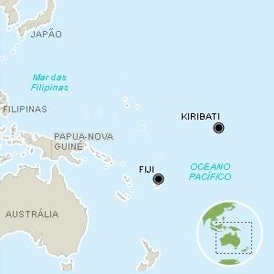 Para Evitar Que Kiribati Suma Do Mapa Governo Cogita