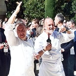 A maioria dos participantes eram profissionais culinários do hotel Bellagio e de outros hoteis próximos - Reprodução/Guiness World Records