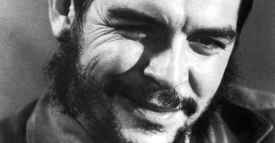 """O guerrilheiro argentino e líder da Revolução Cubana, Ernesto """"Che"""" Guevara"""
