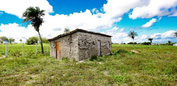 Casa onde nasceu Lula, em Pernambuco