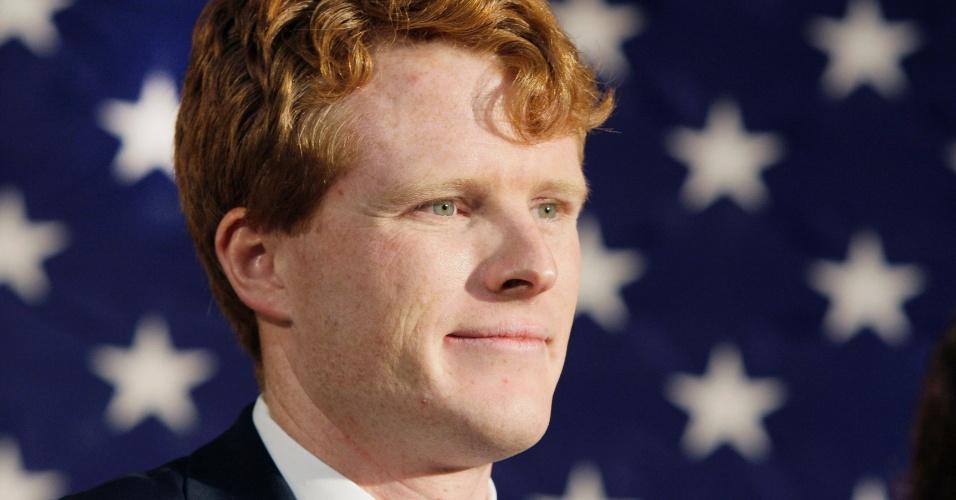 Joseph P. Kennedy III, neto de Robert F. Kennedy