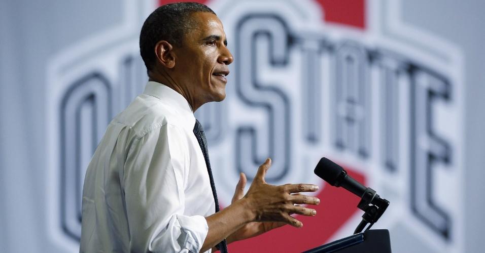 Discurso de Obama em Ohio