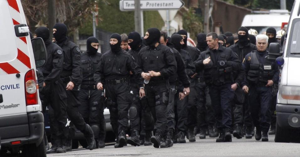 Morte de Mohamed Merah na França